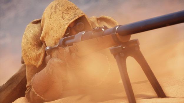 В Battlefield 1 отображаются разные погодные условия для разных игроков в одном матче