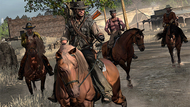 Red Dead Redemption для PC