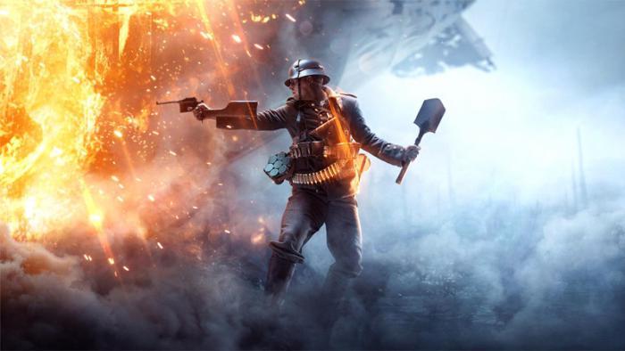 В Battlefield 1 появится карта Битва при Селле