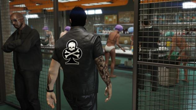 GTA 5 Online: рожденный быть байкером