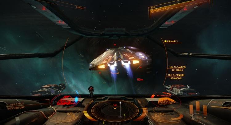 Elite: Dangerous: прощай поддержка Win32 и DirectX 10