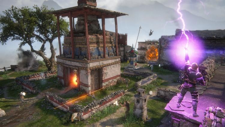 Uncharted 4 обзавелась мультиплеерным DLC