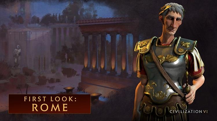 Преимущества Рима в Civilization VI