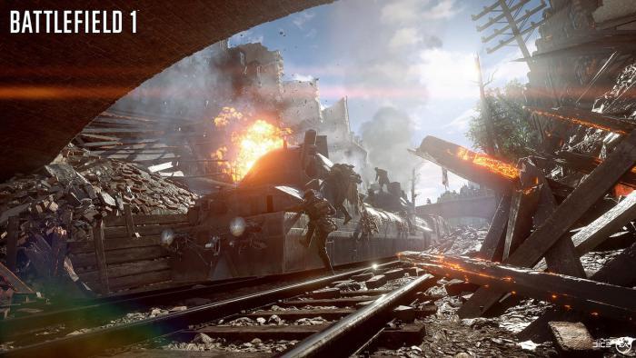 Все режимы и карты Battlefield 1