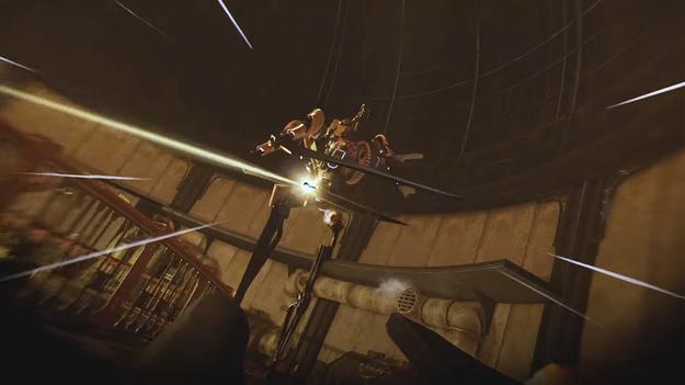Dishonored 2: как завалить не убиваемых роботов