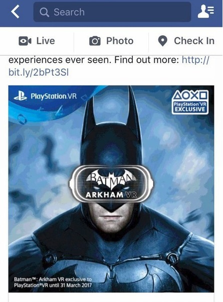 Batman: Arkham VR: сколько займет прохождение