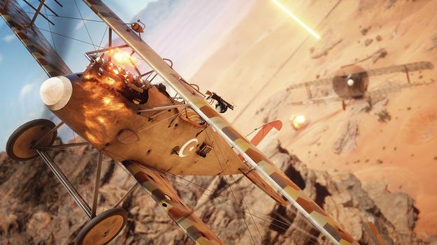 Battlefield 1: в одиночке можно выбирать миссии