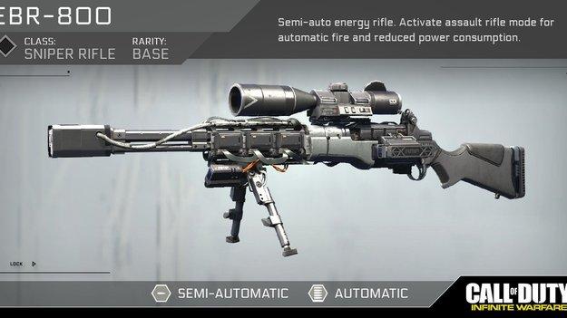 Call of Duty: Infinite Warfare: крафтить оружие за внутреннюю валюту
