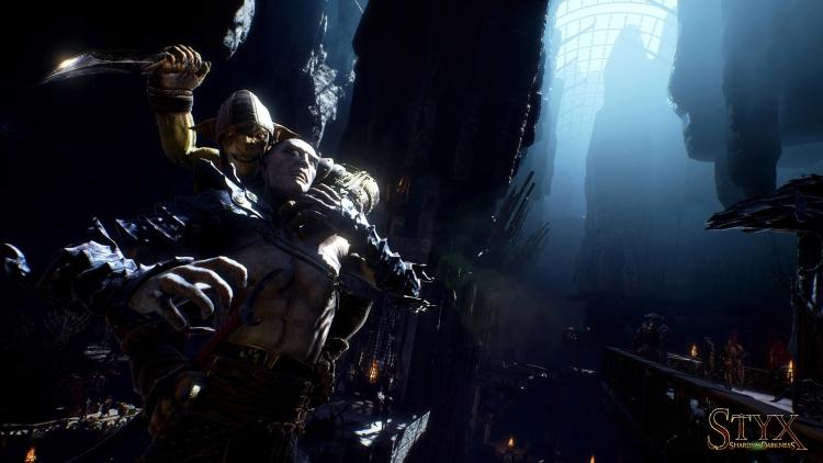 Styx: Shards Of Darkness: гоблин ассасин уже в пути — ты обречен