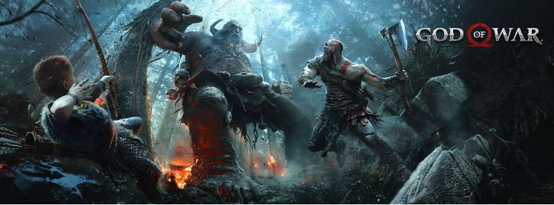 Новые детали God of War для PS4