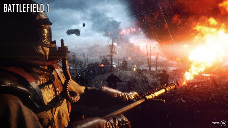 Ваша оценка Battlefield 1