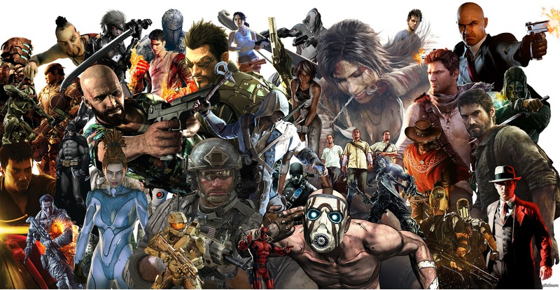 Какую игру вы любите больше всего?