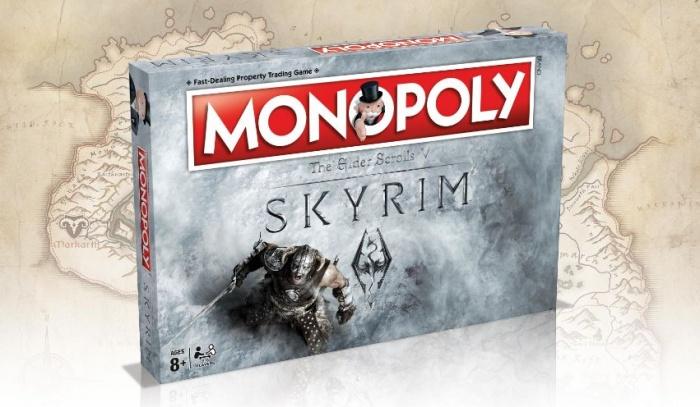 Skyrim-Монополия