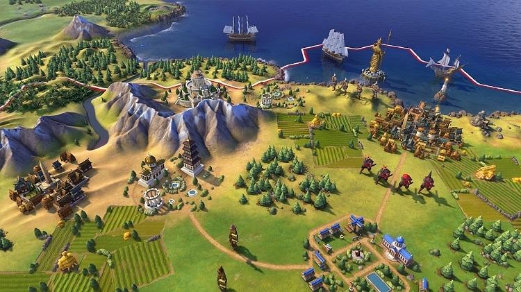 Цивилизация 6 будет участвовать в киберспортивных играх