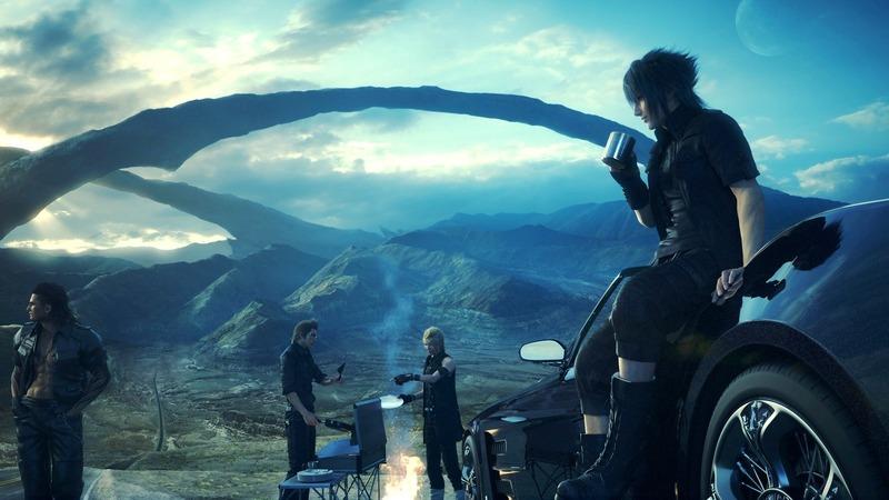 Отзывы о Final Fantasy XV