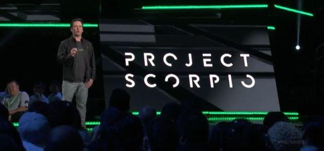 Xbox Project Scorpio не будет конкурировать с ПК