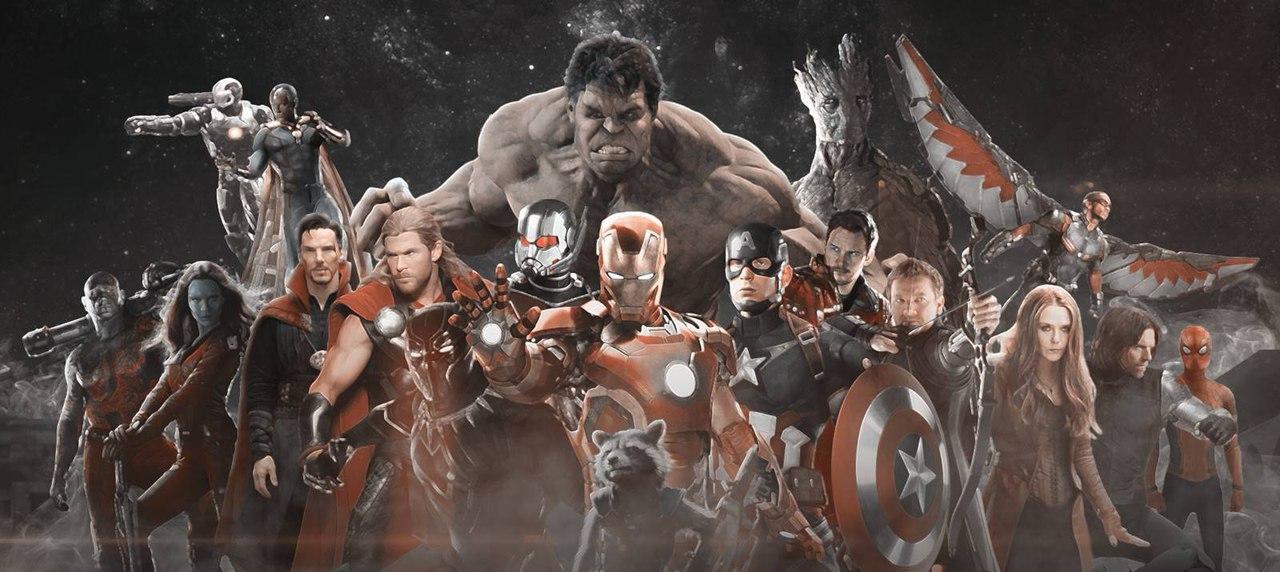 Герои в мстителях: Война бесконечности