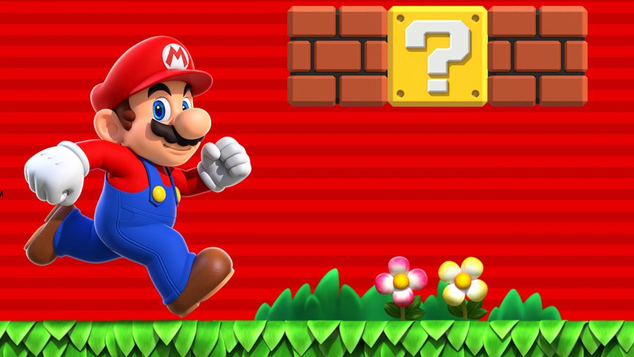 Super Mario Run бьет рекорды
