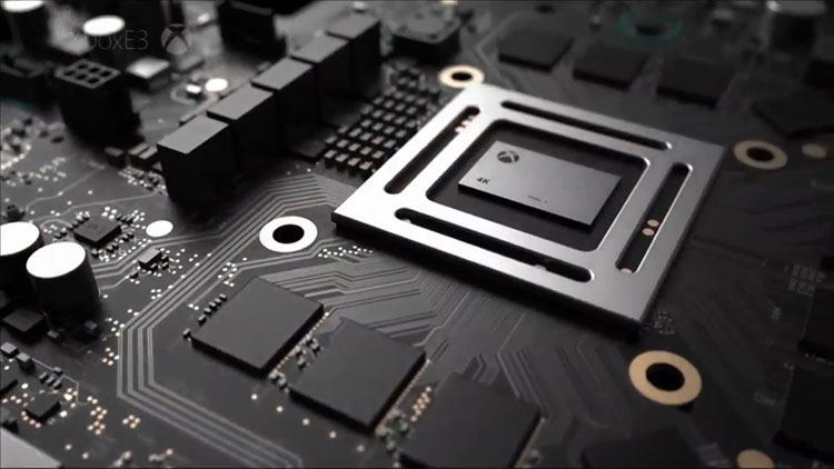 Xbox Project Scorpio: чего ждать?
