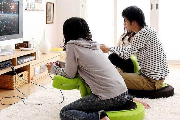Идеальное кресло для консольных геймеров