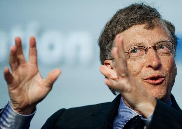 Билл Гейтс: Роботы должны платить налоги