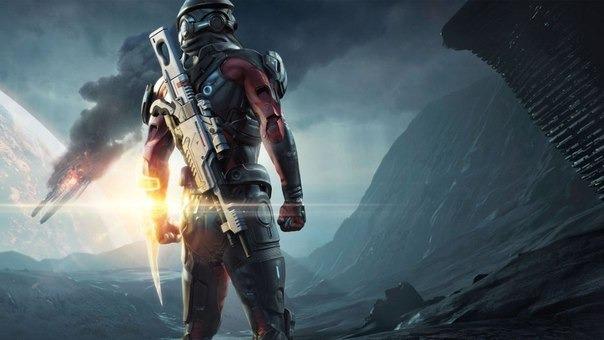 Системные требования Mass Effect Andromeda
