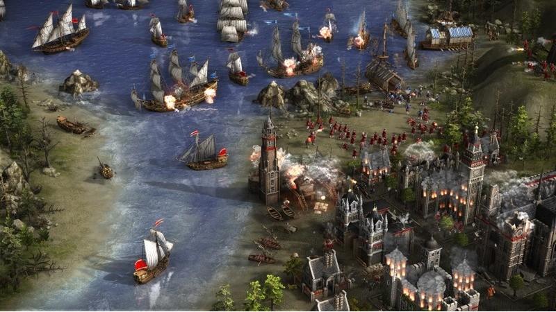 Казаки 3: глобальная RTS возвращается