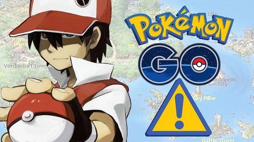 Не работает Pokemon Go: не логинится, GPS signal not found