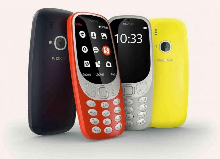 Представлен телефон Nokia 3310 с цветным экраном, поддержкой двух SIM-карт и «Змейкой»