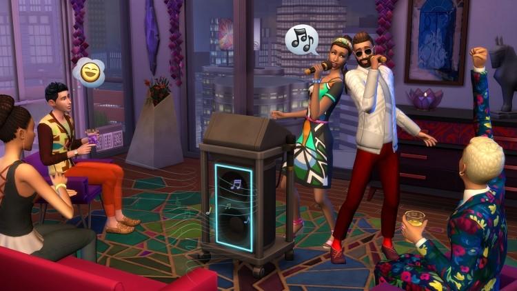 В Sims 4 появится жизнь в городе