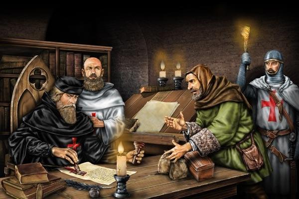 Как работает техническая поддержка в средневековье