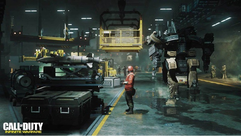 Call of Duty: Infinite Warfare не запускается