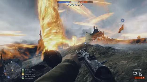 Battlefield 1: глюк дирижабля
