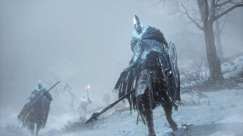 Ваша оценка Dark Souls III: Ashes of Ariandel