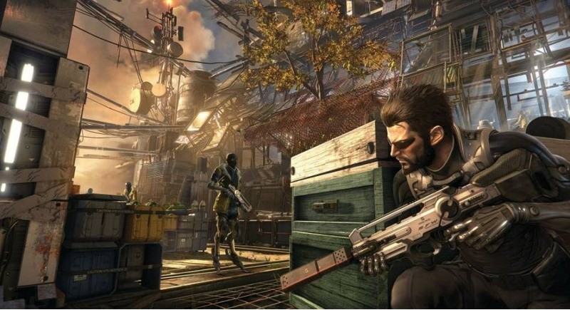 Deus Ex: Mankind Divided: не зупаскается, вылетает, зависает