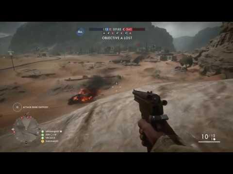 Игра в салочки в battlefield 1