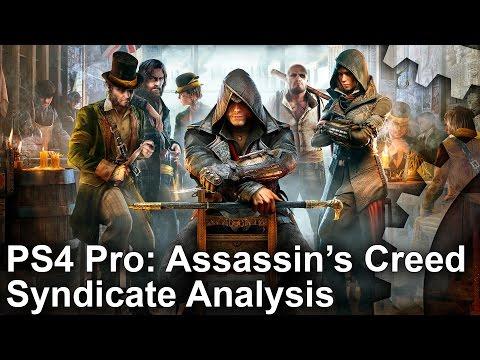 Assassins Creed: Syndicate на ПК и ПС4 про