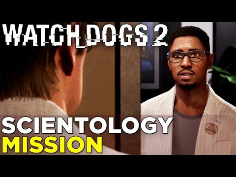 Новый 13 минутный геймплей Watch Dogs 2