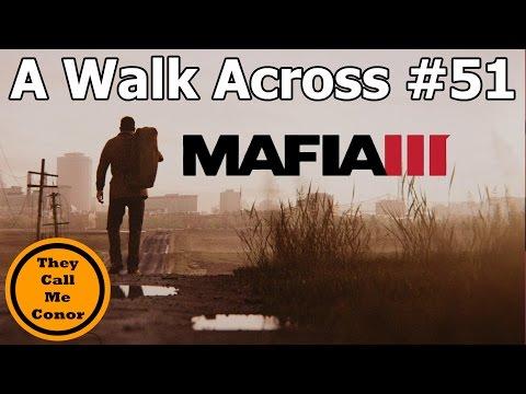 Насколько большой мир Мафия 3 в шагах