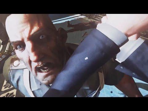 Dishonored 2: фаталити от Корво и Эмили