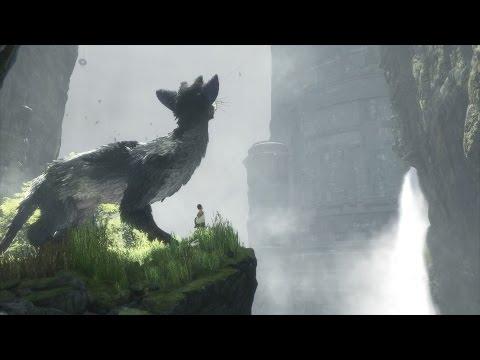 15 минут геймплея The Last Guardian