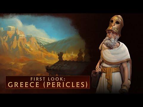 Преимущества Греции в Civilization VI