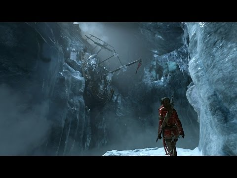 Rise of the Tomb Raider: 20 Year Celebration: шлем VR, кооператив и хардкор сложность