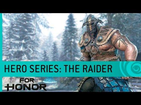 Ubisoft выпустила сразу 3 зрелищных видео к игре For Honor