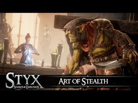 Styx: Shards of Darkness: немного гоблинов