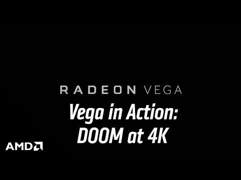 AMD Vega в DOOM 4K