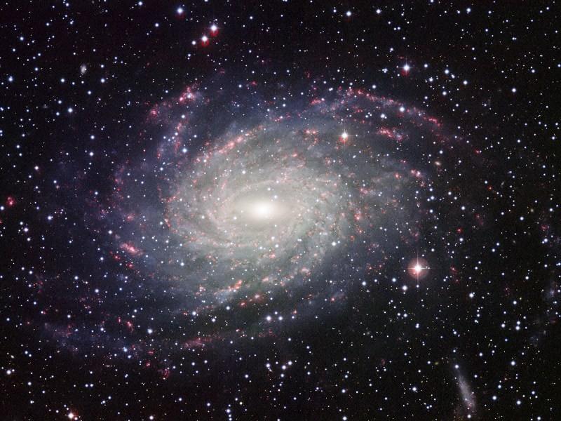Стало известно происхождение загадочного свечения Млечного пути