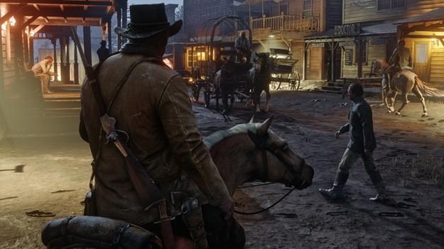 Red Dead Redemption 2 перенесли