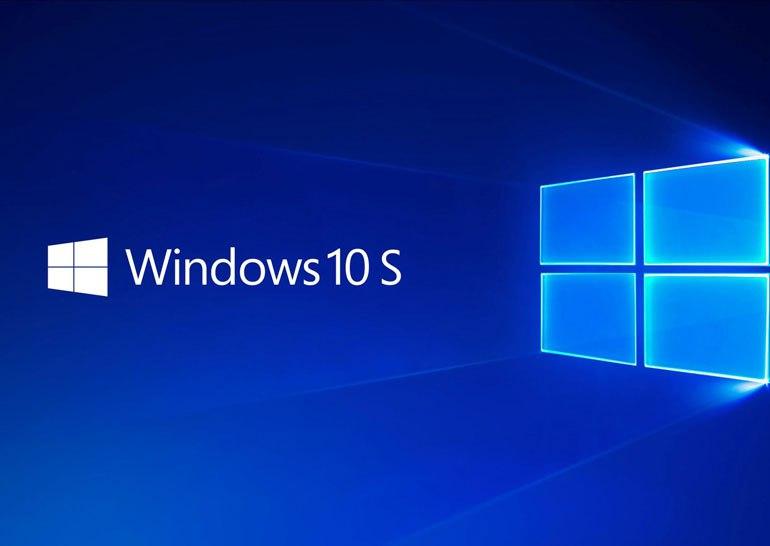 Windows 10 S – операционка для обучения
