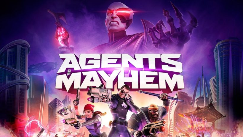 Agents of Mayhem от создателей Saints Row